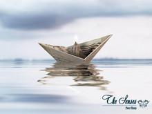 Box The Senses - Paper Boats Love letter