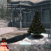 -Hanaya- Christmas Tree with Resizer [mesh]