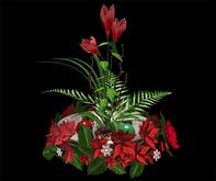 Christmas Floral Arrangement 2