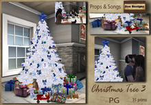.:Bee Designs:. Christmas tree 3  -PG - Box