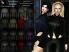 DE Designs - Dana Jacket - Maitreya Lara, Slink Physique-Hourglass - Mesh - Fatpack