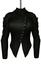 DE Designs - Dana Jacket - Maitreya Lara, Slink Physique-Hourglass - Mesh - Forest Leather