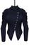 DE Designs - Dana Jacket - Maitreya Lara, Slink Physique-Hourglass - Mesh - Blue Wool