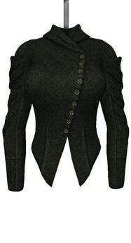 DE Designs - Dana Jacket - Maitreya Lara, Slink Physique-Hourglass - Mesh - Forest Wool