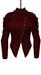 DE Designs - Dana Jacket - Maitreya Lara, Slink Physique-Hourglass - Mesh - Red Wool