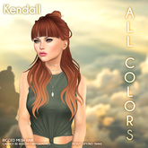 /Wasabi Pills/ Kendall Mesh Hair - All colors
