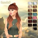 /Wasabi Pills/ Kendall Mesh Hair - Basics