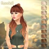 /Wasabi Pills/ Kendall Mesh Hair - Blonds