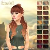 /Wasabi Pills/ Kendall Mesh Hair - Solar Ombre
