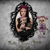 ::LL::  Pretty Creepy Cuddle Doll - Pinkie { Boxed}