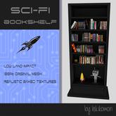 [Hikikomori] Science Fiction Bookshelf