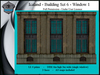 Icaland - Building Set 6 - Window 1