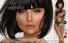 DS'ELLES-(WEAR)Shape Laila For BENTO  Catwa Catya M/C/NO trans