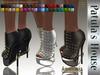 * Patulas House Anastasia Heels (40 colors).