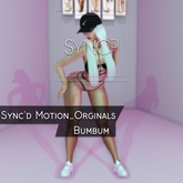 Sync'd Motion__Originals - Bumbum Pack
