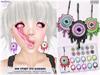 [ bubble ] Goo Stinky Eye Earrings