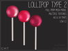 ::AS:: Full Perm Lollipop Type 2