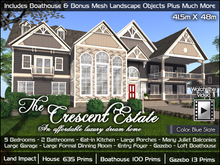The Crescent Estate - Package