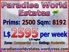 Paradise World Estates - Commercial Land - Josina