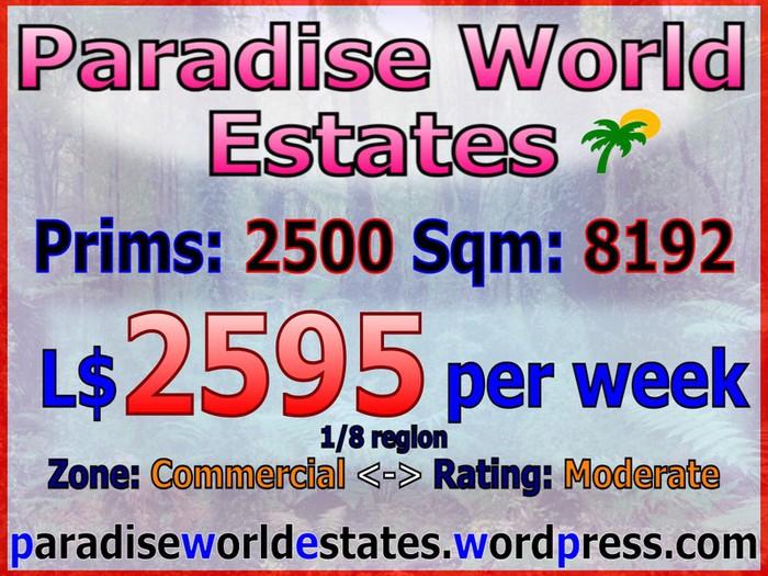 Paradise World Estates - Commercial Land - Elisa