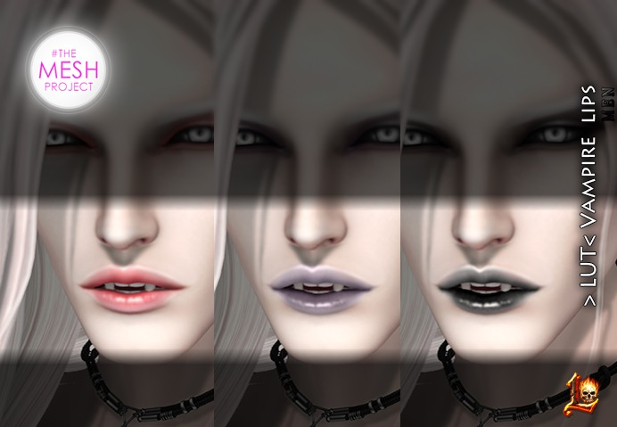 > LUT < Vampire Lips  (male )