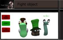 Fight object