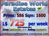 Paradise World Estates - Residential Land - Qiana