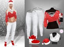 {ToOso}ChrMax Outfit Aria  DEMO