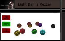 Light Ball`s