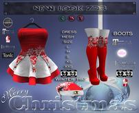 Christmas [ZDB] OUTFIT Christmas  Laura