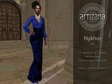Artizana - Nykhor IV - Mesh Blouse + Pants