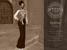 Artizana - Nykhor (Demo) - Mesh Blouse + Pants