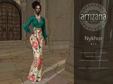 Artizana - Nykhor VII - Mesh Blouse + Pants