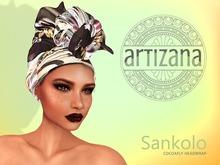 Artizana - Sankolo (Cocoafly) - African Headwrap