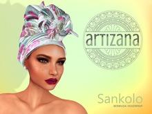 Artizana - Sankolo Collection - African Headwraps