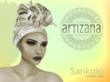 Artizana - Sankolo Collection - African Headwraps (Demo)