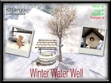 KHARGO WINTER WATER WELL
