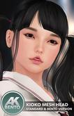 [AK] Kioko Bento Head Vers. 2.6 + Animation HUD