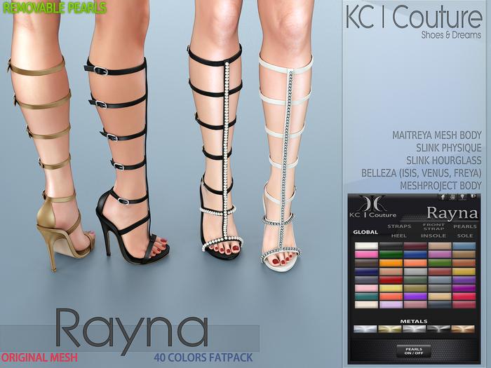-KC- RAYNA BOOTS / MAITREYA, BELLEZA, PHYSIQUE, HOURGLASS, MESHPROJECT