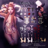 Sweet Thing. Bath'kol Wrapped Heels - Passion (box)