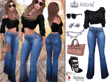 AdoreZ-Kyara Outfit *-*