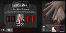 DP - Koffin Nails - FatPack - The Red Queen (Boxed)