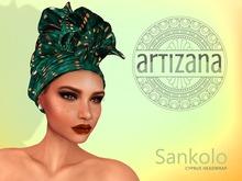 Artizana - Sankolo (Cyprus) - African Headwrap