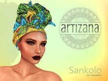 Artizana - Sankolo (Zap) - African Headwrap