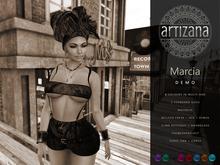Artizana - Marcia (Demo) - Tube Top + Shorts + Headwrap