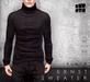 [Deadwool] Ernst sweater - black