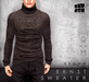 [Deadwool] Ernst sweater - brown