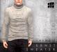 [Deadwool] Ernst sweater - chamois
