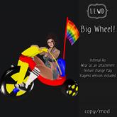 : Lewd : Big Wheel !