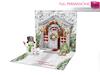 Full Perm MI 3D Christmas Card
